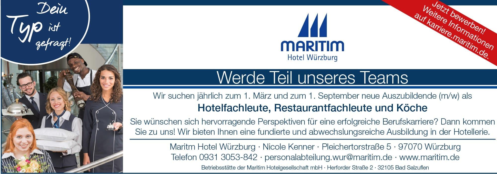 Maritim Hotelgesellschaft mbH / Maritim Hotel Würzburg